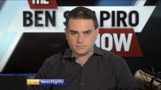 Ben Shapiro discusses the immigration debate - ENN 2018-06-22