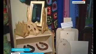 Пенсионер из Ставрополя создает фанерные шедевры