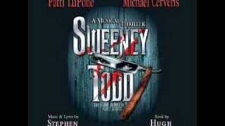 Sweeney Todd (The 2005 Broadway Cast) Part 4