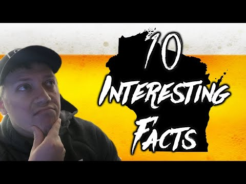 Interesting Wisconsin Facts - 10 things you might not know