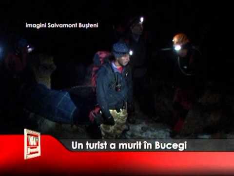 Un turist a murit în Bucegi