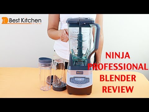 Ninja Professional Blender & Single Serve Review – BL660