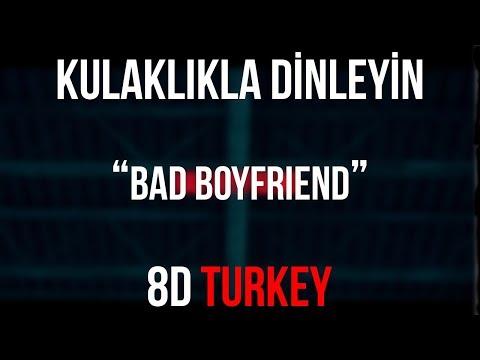 Amiral - Bad Boyfriend (8D) klip izle