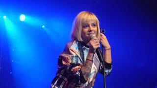 Alizée - Blonde @ Calais Live 2014