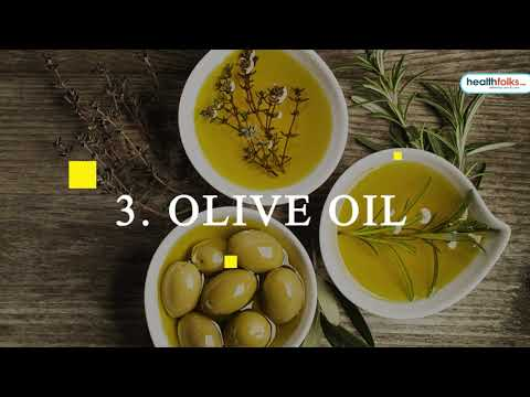 5 Best Cooking Oil For Your Health | Healthfolks