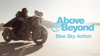 "Above & Beyond feat. Alex Vargas - ""Blue Sky Action"" (Official Music Video)"