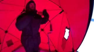 Atemi igloo comfort 3 зимняя палатка