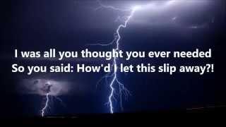 Cash Cash featuring John Rzeznik - Lightning (Extended Mix) Lyrics