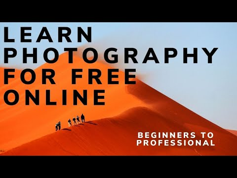 online Photography classes for free quiz series 2