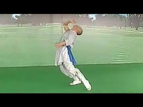 Shaolin drunken kung fu (zui quan) form 1