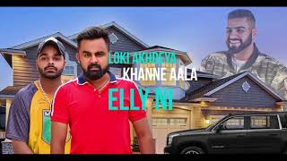 Khanne Ala Elly (Full Audio) Hammy Muzic I Latest Punjabi Songs 2018