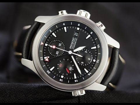 Bremont ALT1-ZT GMT Chronograph Watch Review | aBlogtoWatch