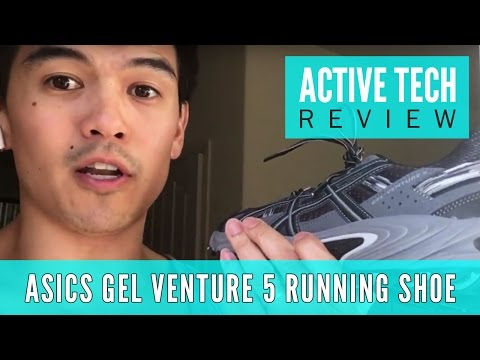 Amazon Best Selling Trail Shoes (ASICS Gel Venture 5 Running shoe Review)