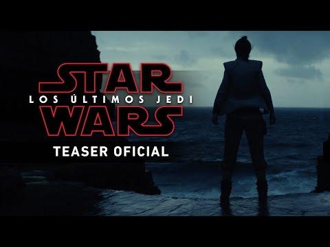 Teaser tráiler oficial de 'Star Wars: Los últimos Jedi'