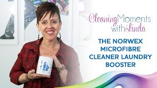 Norwex Microfibre Cleaner Laundry Booster - Mini Moment With Linda