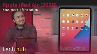 Apple iPad Air 2020 Review - 'Netnietpro' is fijne tablet