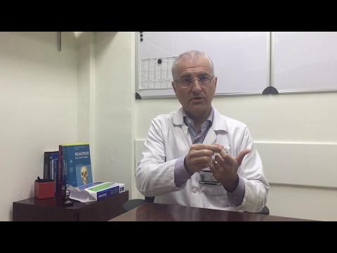La presión arterial en la posición supina y una sesión
