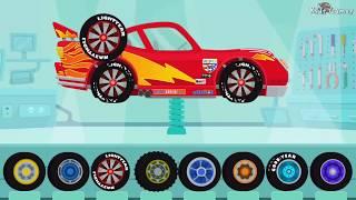 Dinosaur Car & Truck Driver | Monster Truck - Videos For Kids
