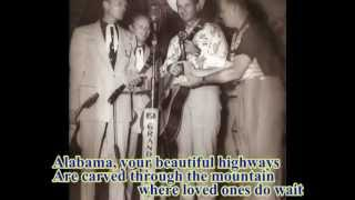 Alabama - The Louvin Brothers (with lyrics)