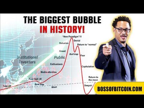 Cryptocurrency market vs stock market