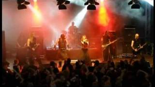 BATTLELORE - Sons Of Riddermark - live (Ragnarök 2011)