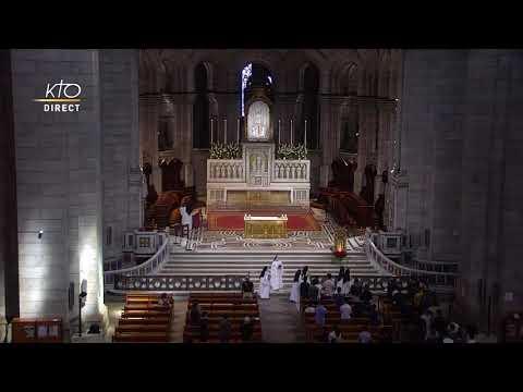 Prière du Milieu du jour du 3 juin 2021 des Bénédictines du Sacré-Coeur de Montmartre