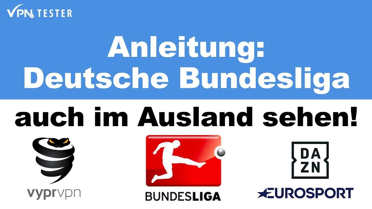 Deutsche Bundesliga im Ausland sehen ab 16.5. – so funktioniert es! 2