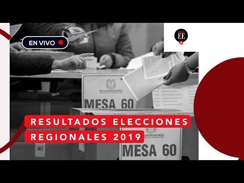 Elecciones 2019: estos son los nuevos alcaldes y gobernadores de Colombia - El Espectador