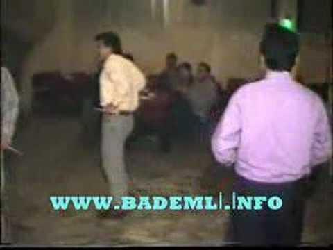 1995 YILI BADEMLİ DERNEĞİ GECESİNDEN-1