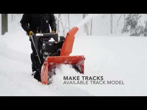 Ariens Professional 28 in Francis Creek, Wisconsin - Video 1