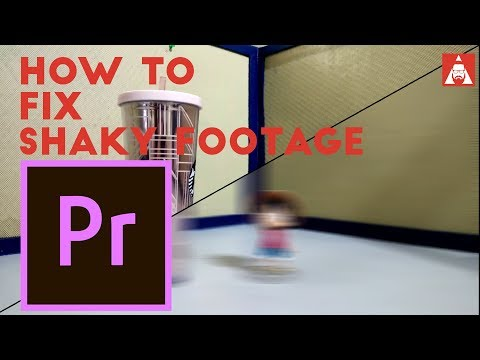 Download How To Fix Shaky Video In Premiere Pro With Warp Stabilizer