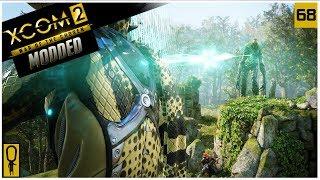 HIRED GUNS UFO - XCOM 2 WOTC Modded Gameplay - Part 68 -  Let's Play Legend Ironman