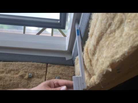 Dachflächenfenster luftdicht anschließen: handwerkliche und vorgefertigte Lösungen