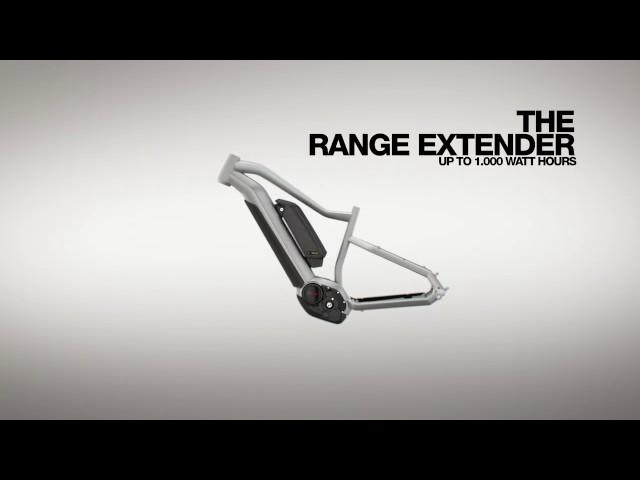 Видео Установочный комплект MRS e-bike, Bosch