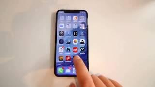 iPhone X — первый «обзор»
