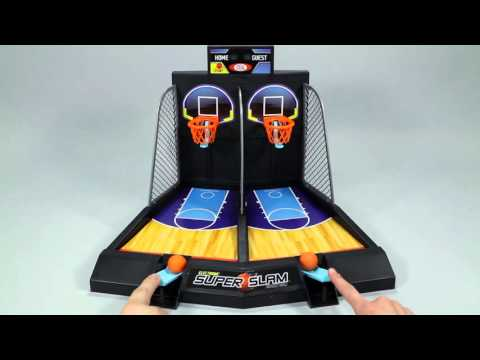 Electronic Super Slam Basketball