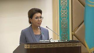 Дарига Назарбаева стала спикером Сената Парламента РК. 20 марта 2019