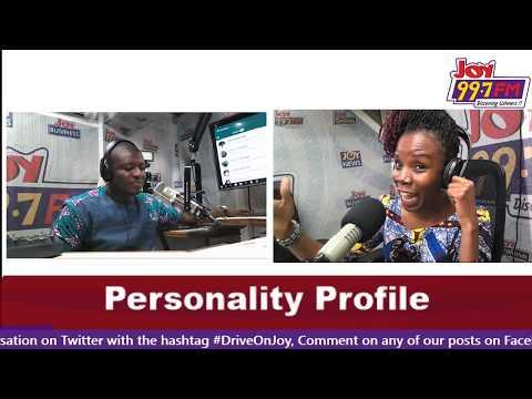 Personality Profile on #DriveOnJoy (19-7-18)