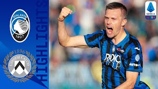Atalanta 7-1 Udinese | Muriel Bags as a Hat-Trick as Atalanta Smash 7 Past Udinese! | Serie A