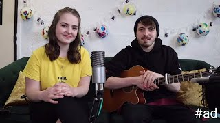 Don't feel like crying Sigrid acoustic cover