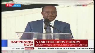 Narok investors forum: County woos new business opportunities