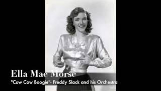 "Ella Mae Morse - ""Cow Cow Boogie"""
