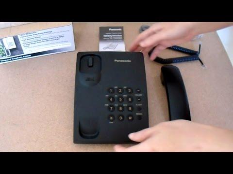 PANASONIC KX-TS500MX (BLACK): Terminal Telefónico Analógico - 3/5