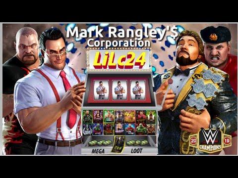 ZOMBIE LOOT PULLS!! WWE Champions - 🎥