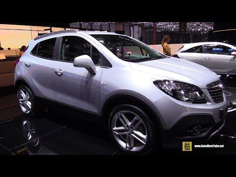 Opel  Mokka Паркетник класса J - рекламное видео 2