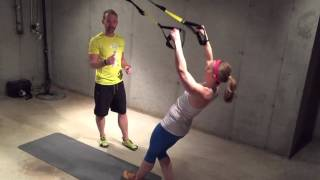 30 Minute TRX Arm Workout CORE Strong by CORE Strong Fitness