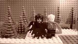 Příběh Tří Bratří-Lego Harry Potter