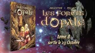 Bande annonce BD Les Forêts d\'Opale T8 - Bande annonce - FORETS D\'OPALE (LES) - 00:01:05