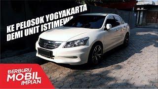 Selalu Bahagia Naik Mobil Ini | Honda Accord 2012 VTIL Matic