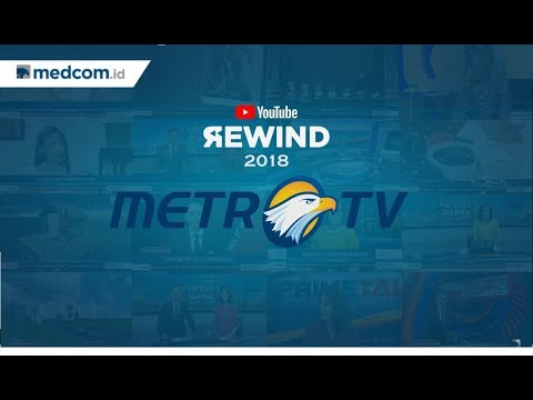 YouTube Rewind 2018 Metro TV (Video Viral Metro TV Sepanjang 2018)